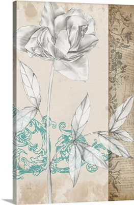 Embedded Floral II