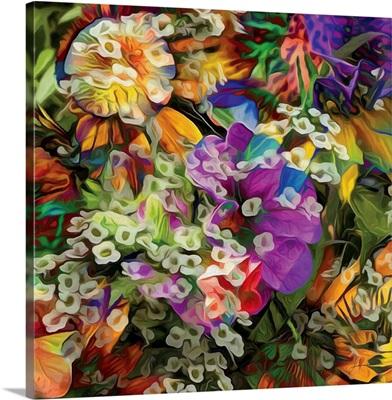 Embellished Eden Tile II