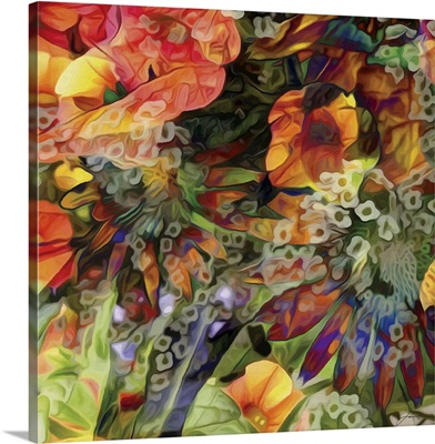 Embellished Eden Tile III
