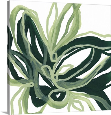 Emerald Bloom I