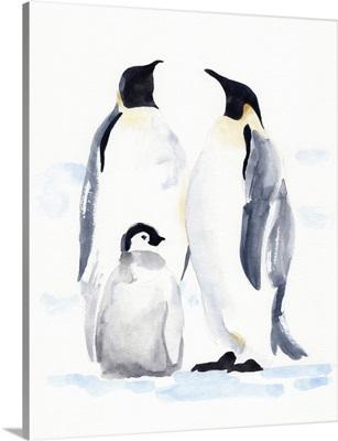Emperor Penguins II