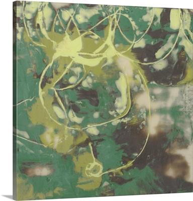 Entwined Emerald I