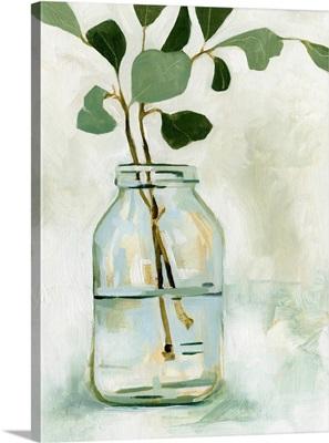 Eucalyptus Branch Still Life II
