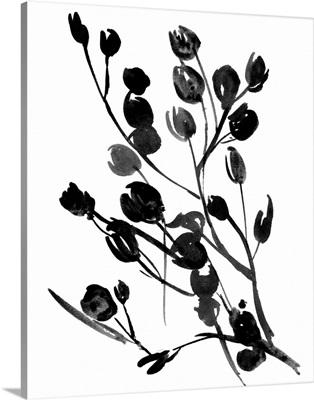 Expressive Floral I