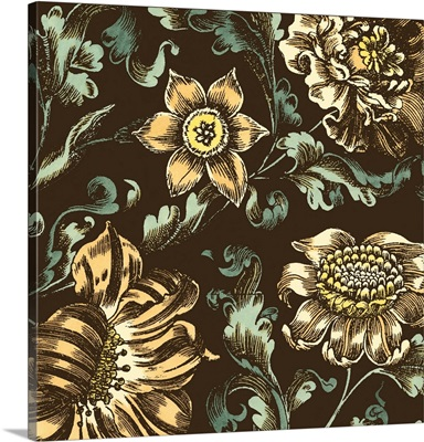 Fanciful Floral III