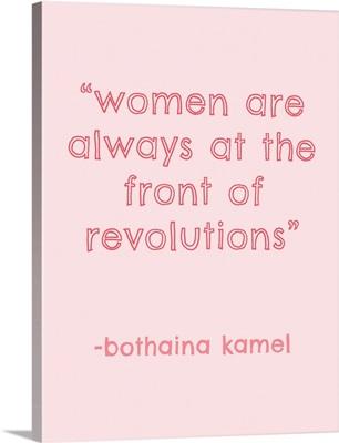 Feminist Wise Words II