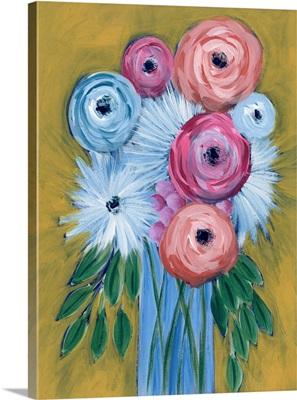 Fictitious Floral I