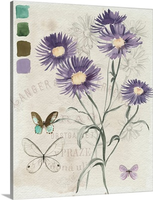 Field Notes Florals III