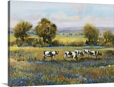 Field of Cattle I