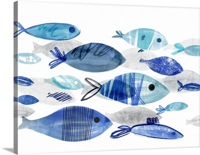 Fish Parade I