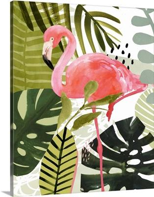 Flamingo Forest I