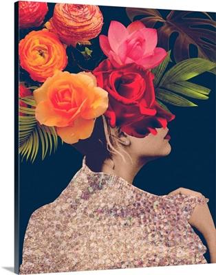 Fleur Collage II