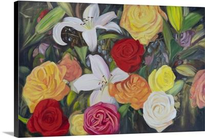 Floral Abundance II