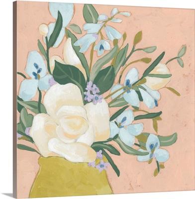 Floral Allure I