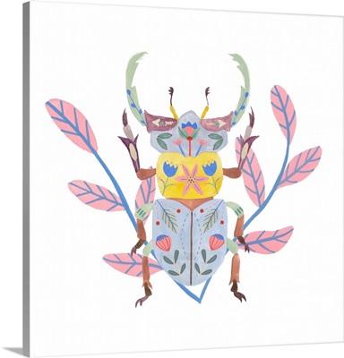Floral Beetles IV