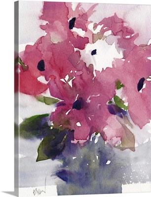 Floral Between I