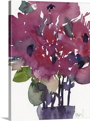 Floral Between II