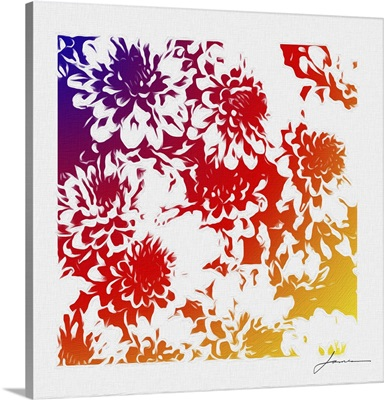 Floral Brights III