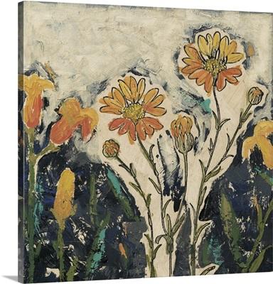 Floral Cutout II