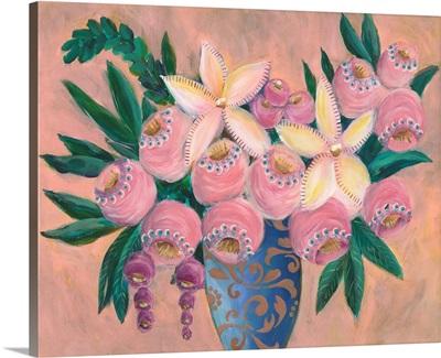 Floral Dujour I