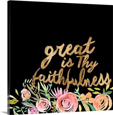 Floral Faith II