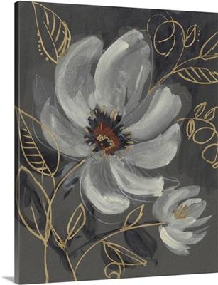 Floral Filigree I