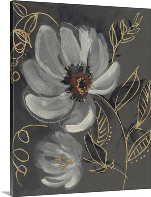 Floral Filigree II