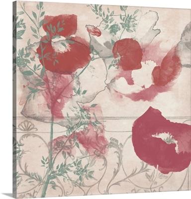 Floral Flutter II