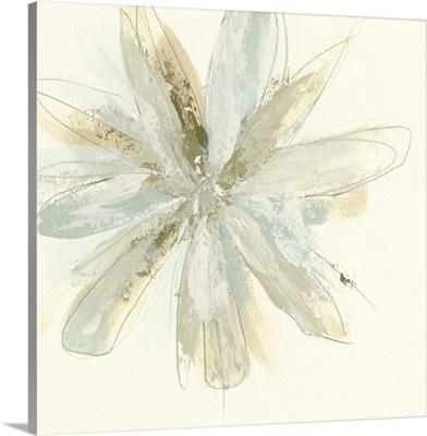 Floral Impasto I