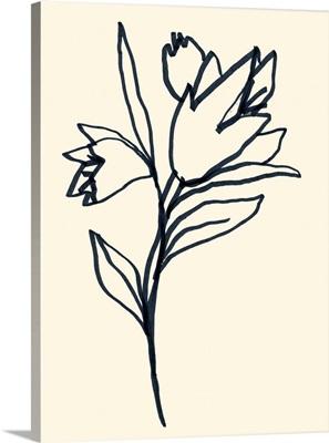 Floral Marker I