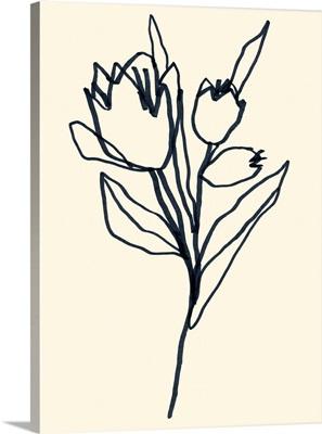 Floral Marker II