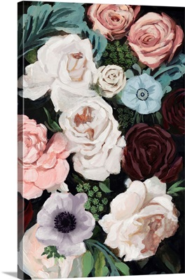 Floral Nocturne I