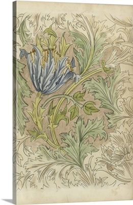 Floral Pattern Study III