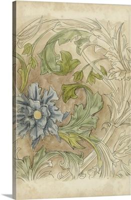 Floral Pattern Study IV