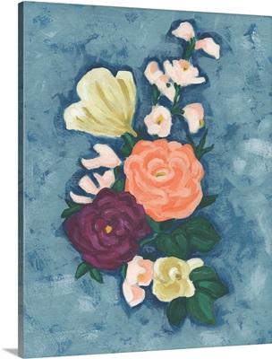 Floral Portrait I
