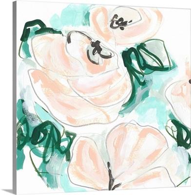 Floral Rhythm I