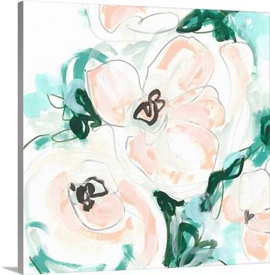 Floral Rhythm III