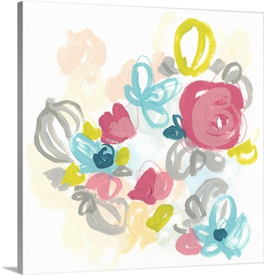 Floral Scatter II
