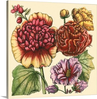 Floral Spray I