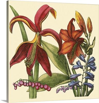 Floral Spray IV