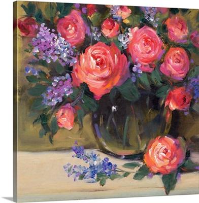 Floral Still Life I