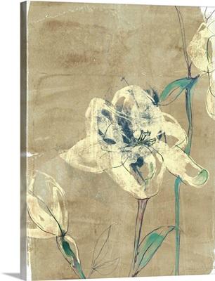 Floral Vignette II