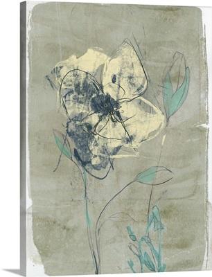 Floral Vignette IV