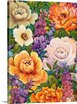 Flower Bouquet I