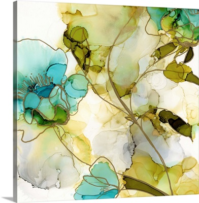 Flower Facets VI