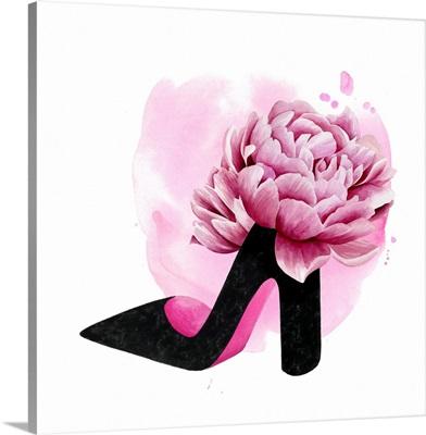 Flower Heel I