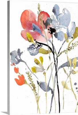 Flower Overlay I