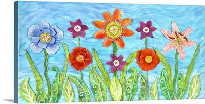 Flower Play I