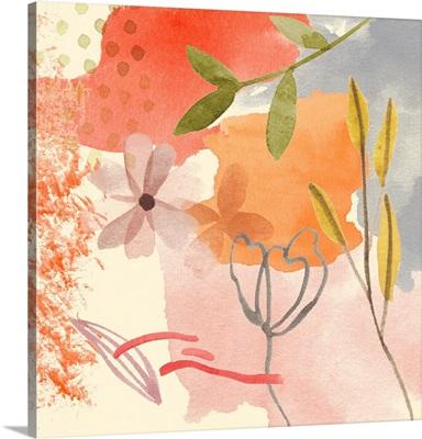 Flower Shimmer I