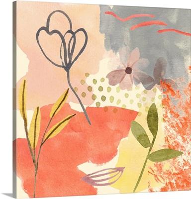 Flower Shimmer III